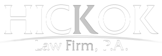 Hickok Law Sticky Logo